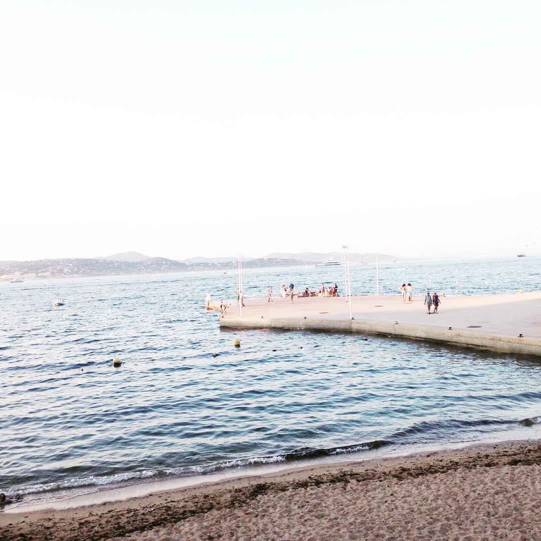 St Tropez sea sun summer sand sunchaser france sttropez travelhellip
