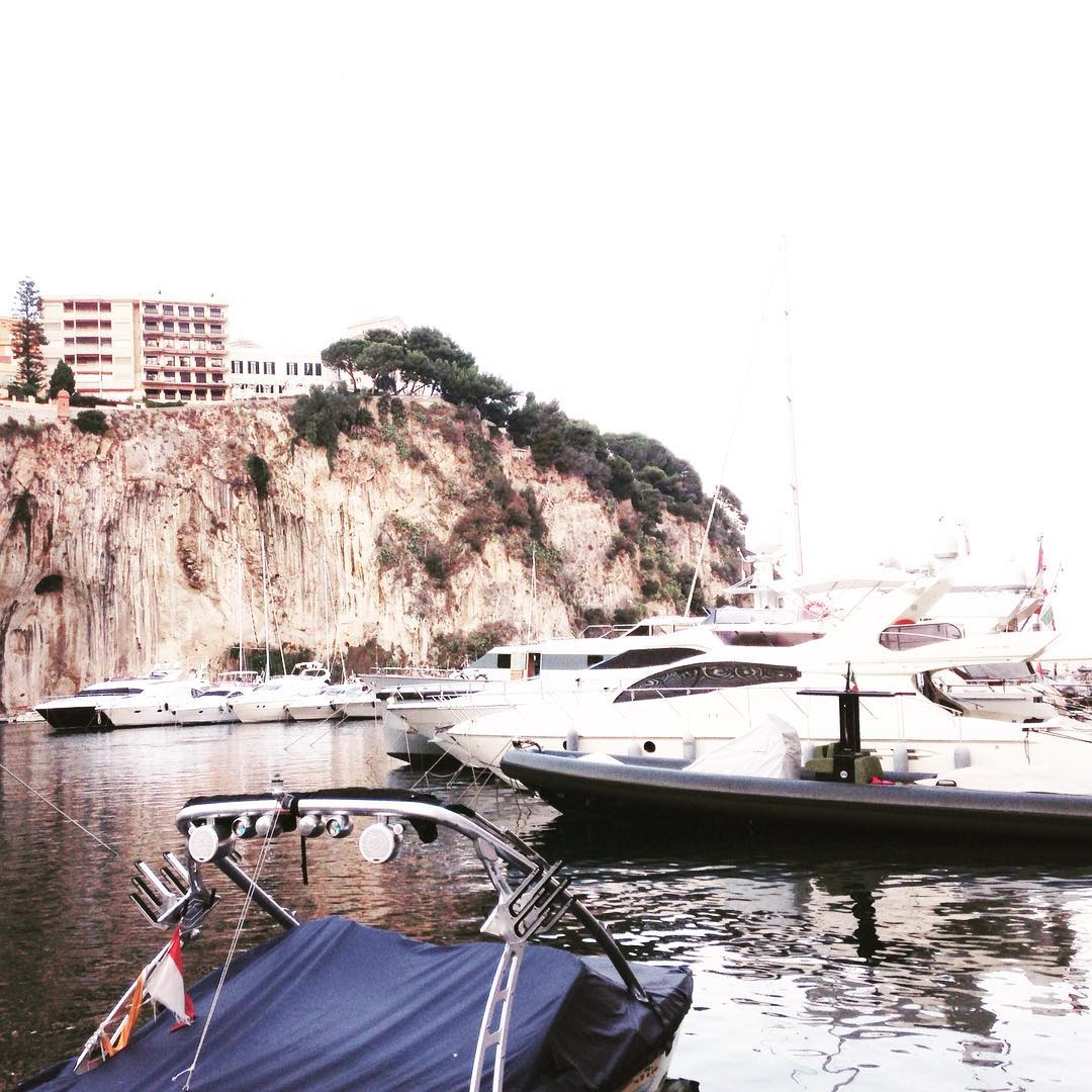 Every year  montecarlo monaco boats yachts port summer sunhellip