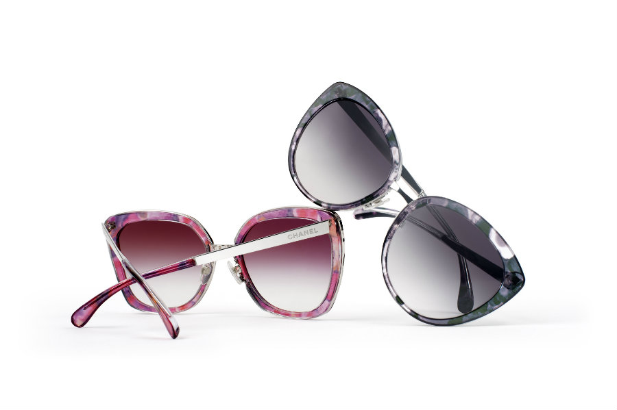Delicieux CHANEL Sunglasses Capsule Collection