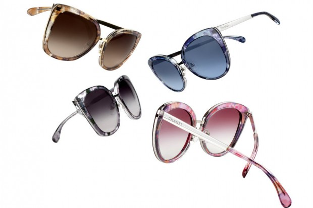 CHANEL sunglasses capsule collection