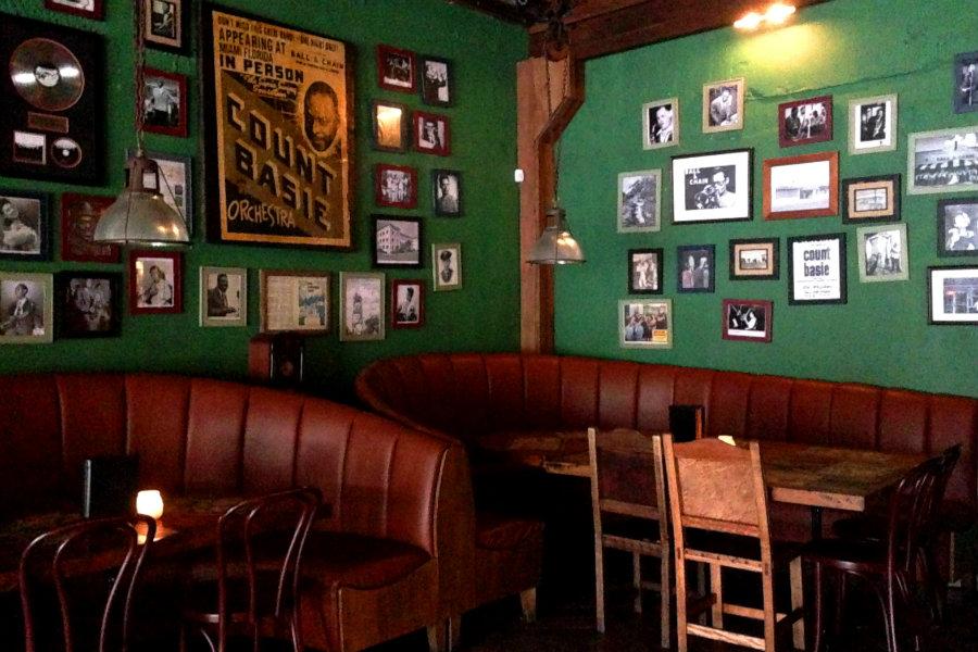 Ball & Chain bar and lounge Little Havana Miami
