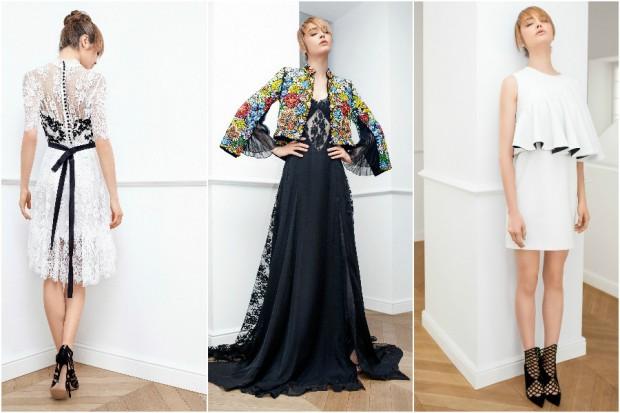 Isolda, Donna, Rodelinda dresses, Parlor