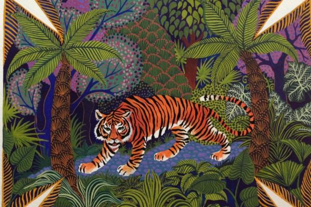 jungle of eden hermes 2015