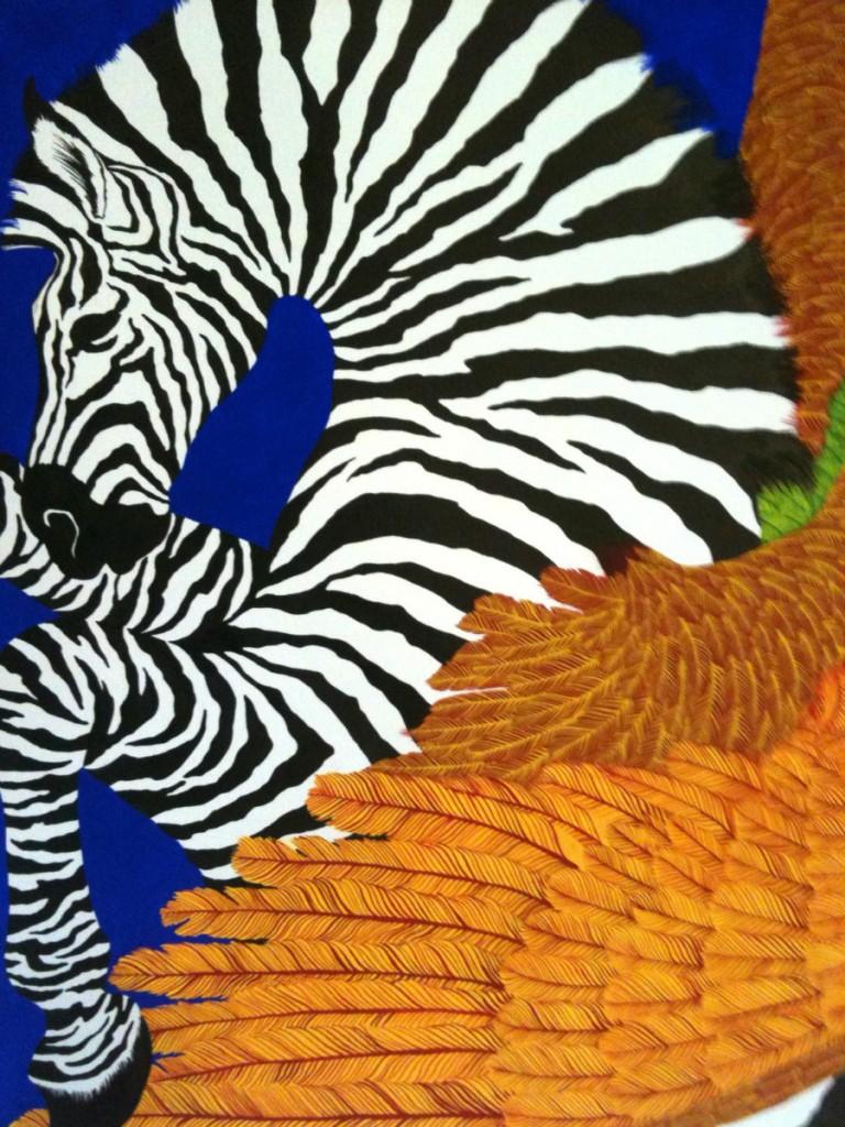 zebra pegasus hermes 2014