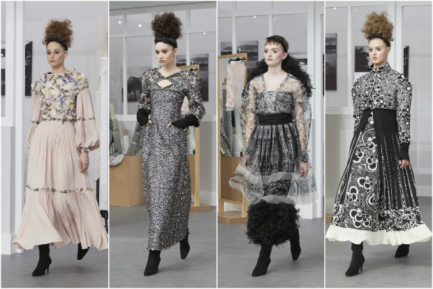 Chanel Fall-Winter 2016/17 Haute Couture collection