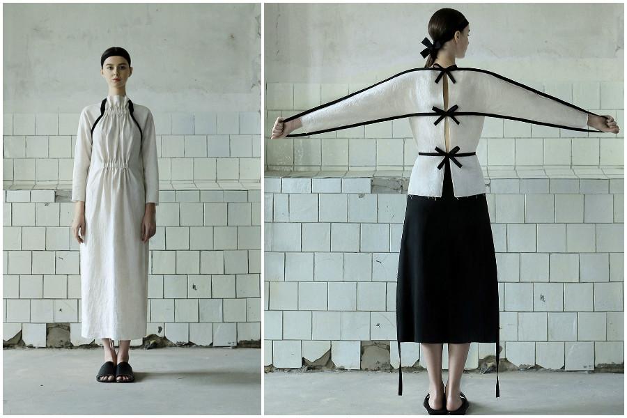 dzhaus ss16 designer Irina Dzhus