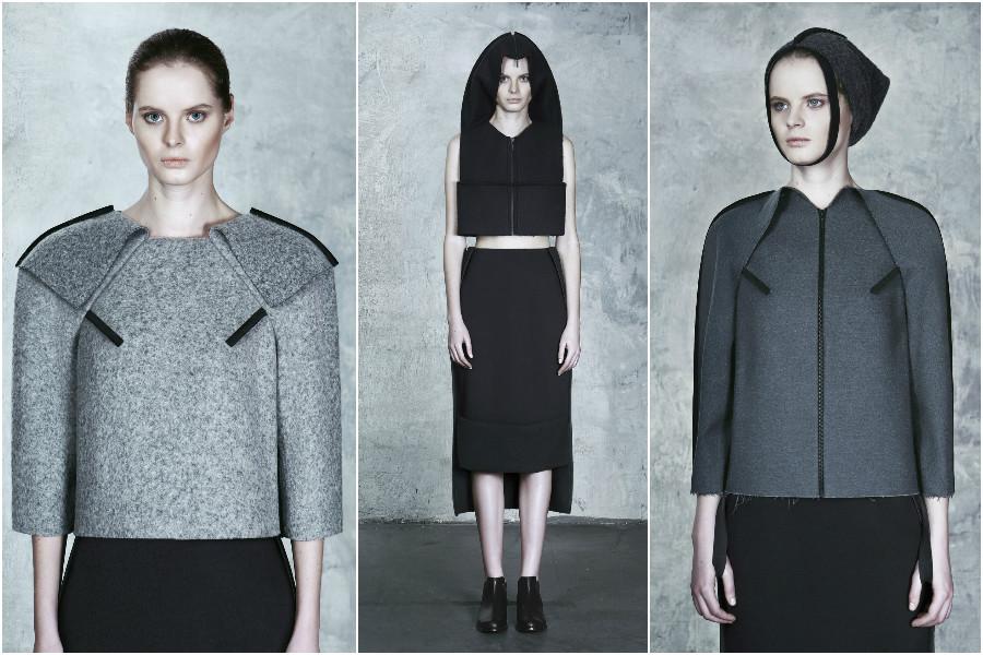 Dzhus AW 15/16 designer Irina Dzhus
