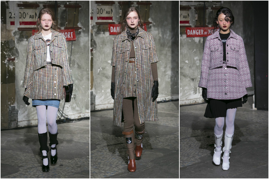 Neith Nyer Fall/Winter 2016/2017