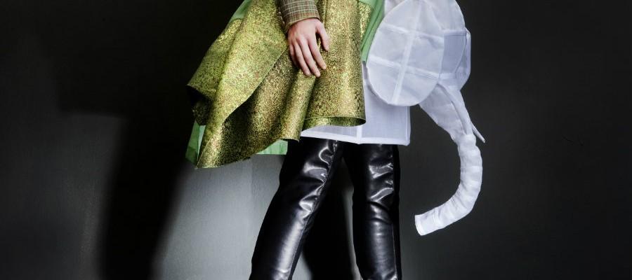 The Vulgar: Fashion Redefined exhibition