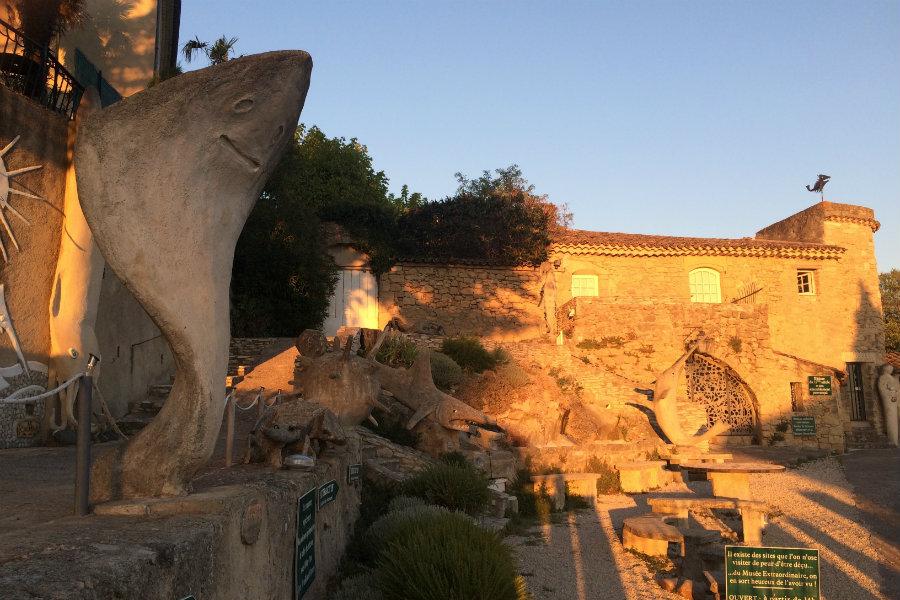 Ansouis museum