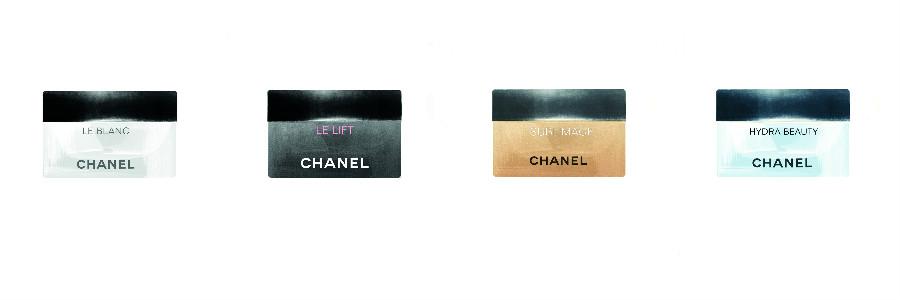 Chanel creams
