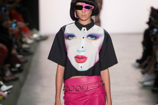 New York Fashion Week Jeremy Scott