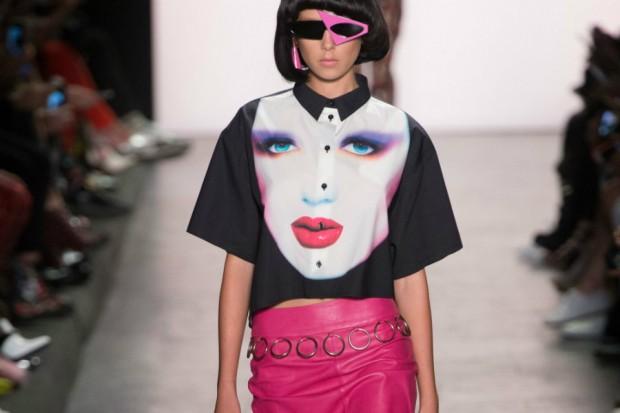 New York Fashion Week Jeremy Scott