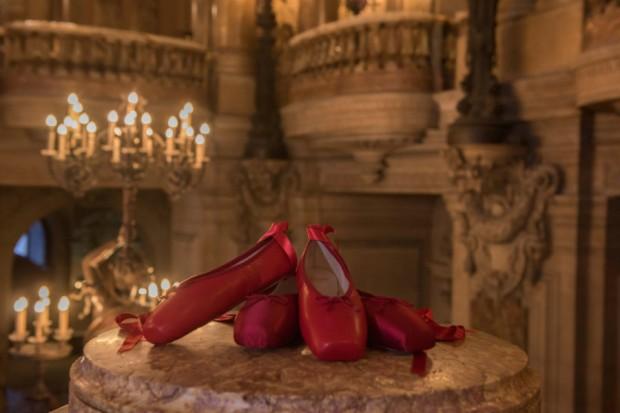 Les Souliers Opéra de Paris shoes