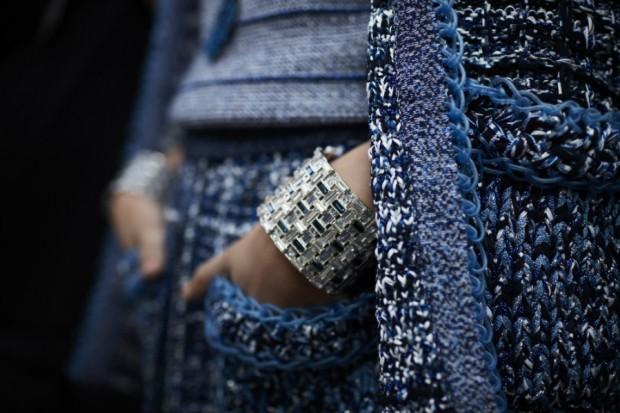 Chanel spring/summer 2017 cuff