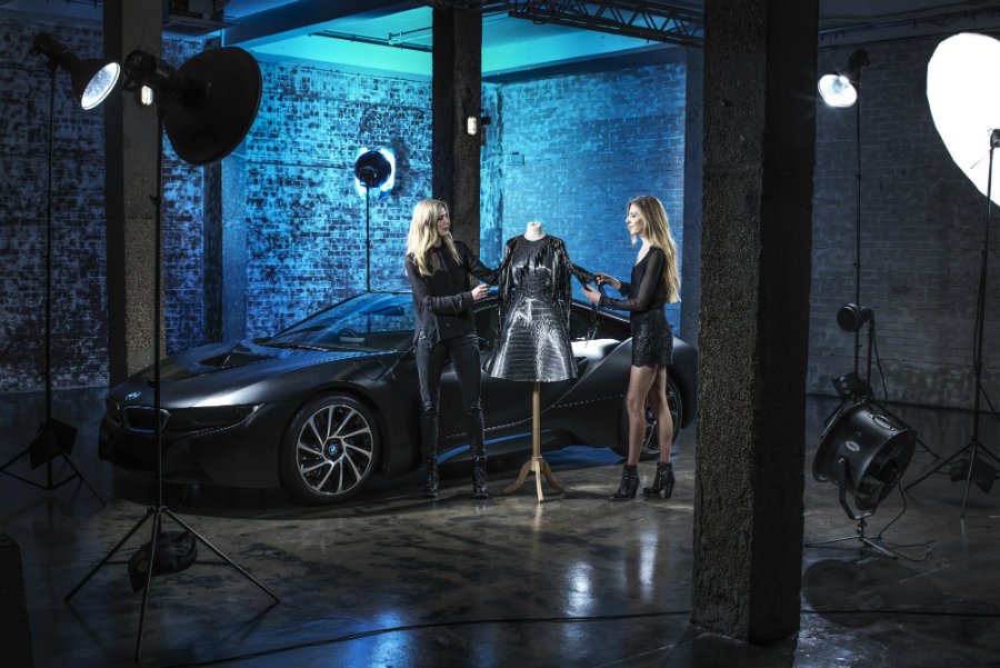 Felder&Felder BMW carbon dress