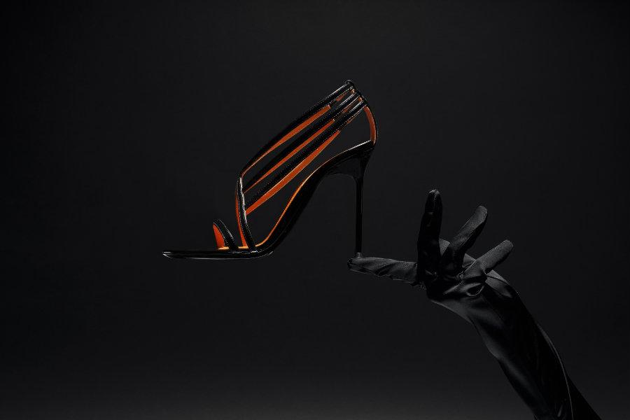Walter de Silva collection of shoes