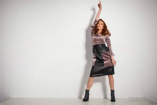Neyra fashion designer Corina Boboc
