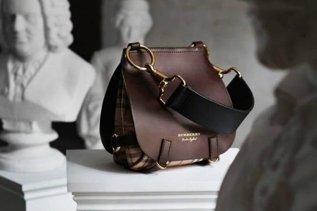 Burberry Bridle bag