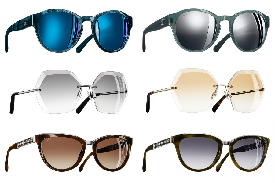bcb61c505b Call in the sun! With Chanel Fall/Winter Eyewear collection ...