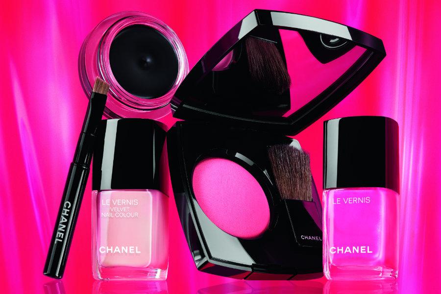 Chanel X-Mas Collection Synthetic de Chanel