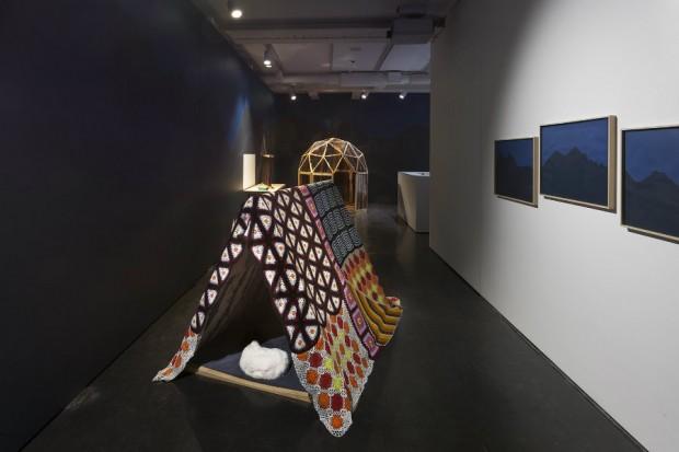Angélica Teuta exhibition
