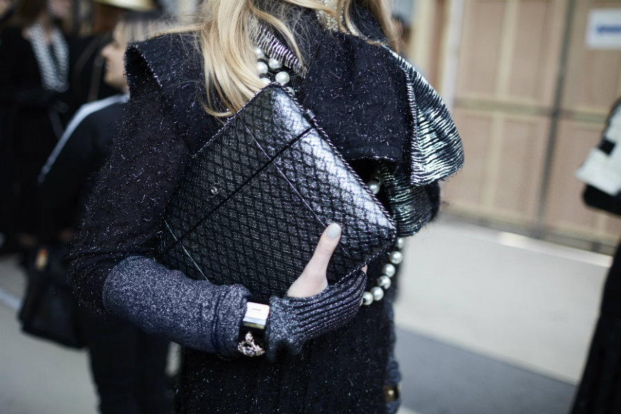 Chanel bags fall/winter 16/17 black