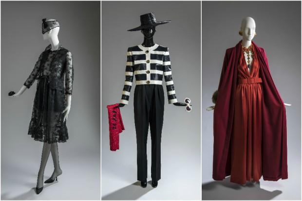 Hubert de Givenchy exhibition Audrey Hepburn