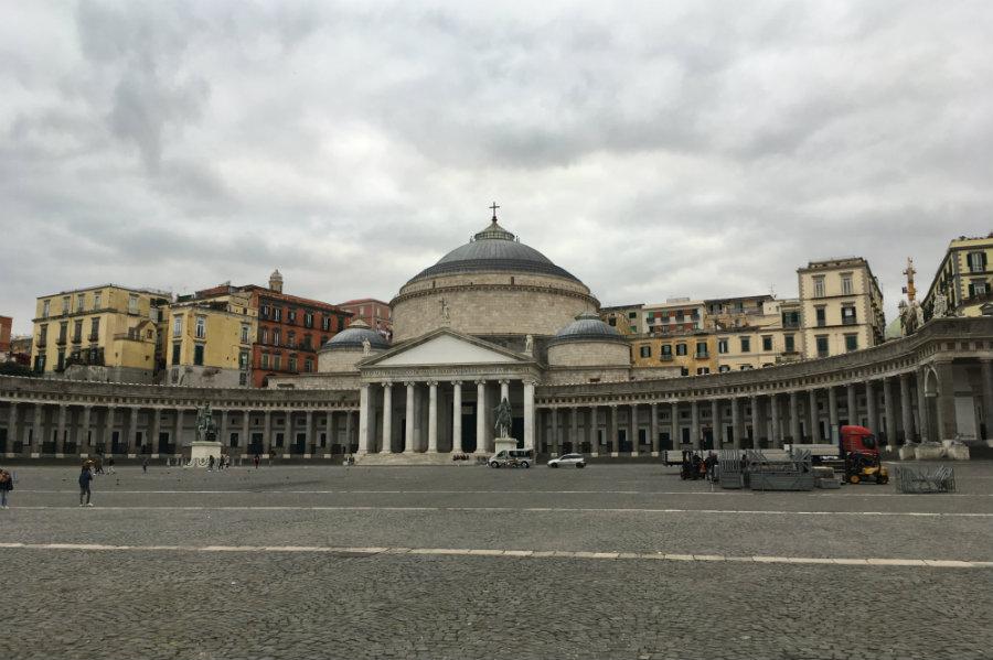 Napoli center