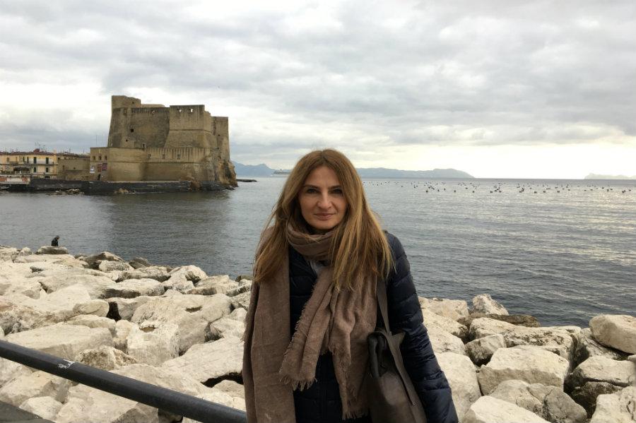 Napoli sea
