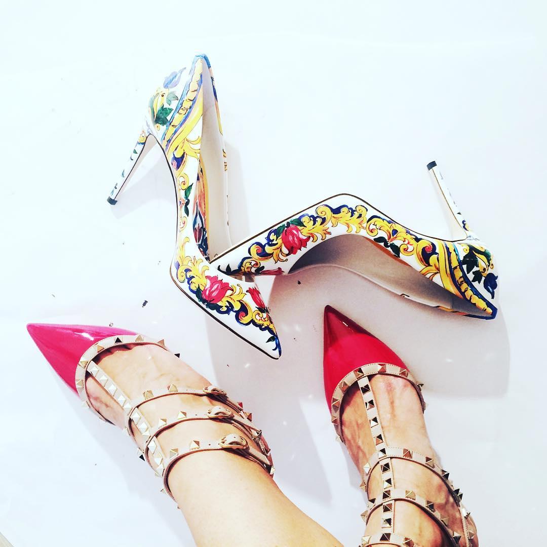Office activities today alistmagazine maisonvalentino dolcegabbana shoes shoesdialog valentino studshellip