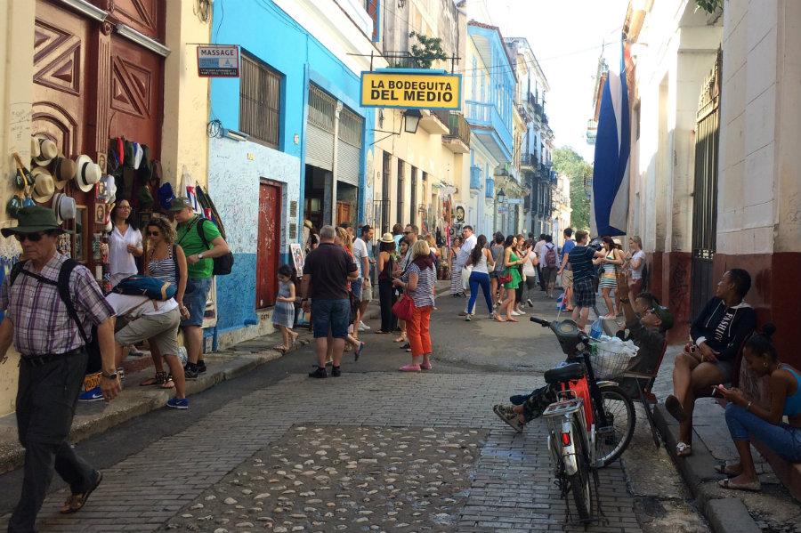 Bodeguita del Medio Havana Cuba