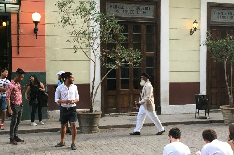 Havana street colors