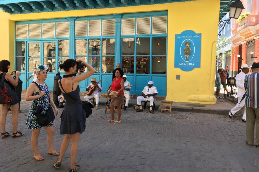 Cuba Havana street music