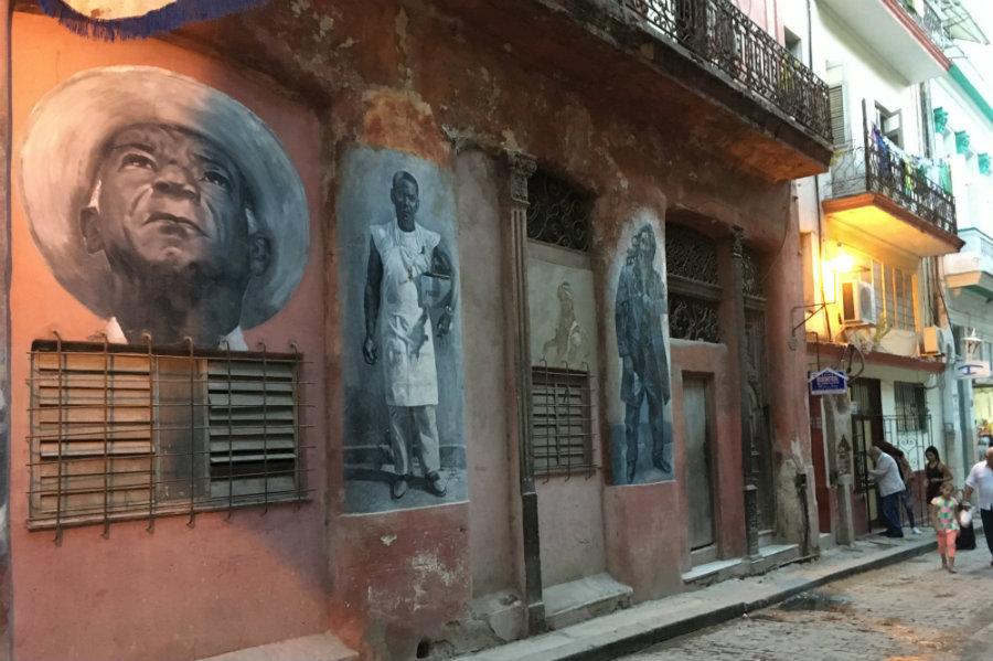 street art Havana Cuba