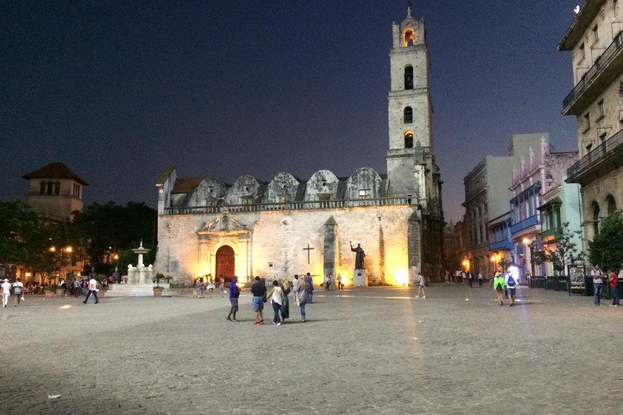 Basilica San Francisco de Asis Havana Cuba