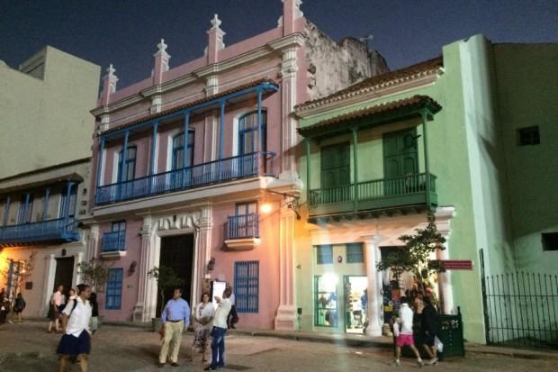Havana Cuba night