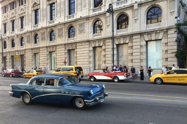 Havana Cuba retro cars