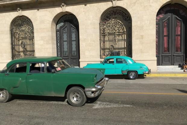 Cuba Havana retro cars