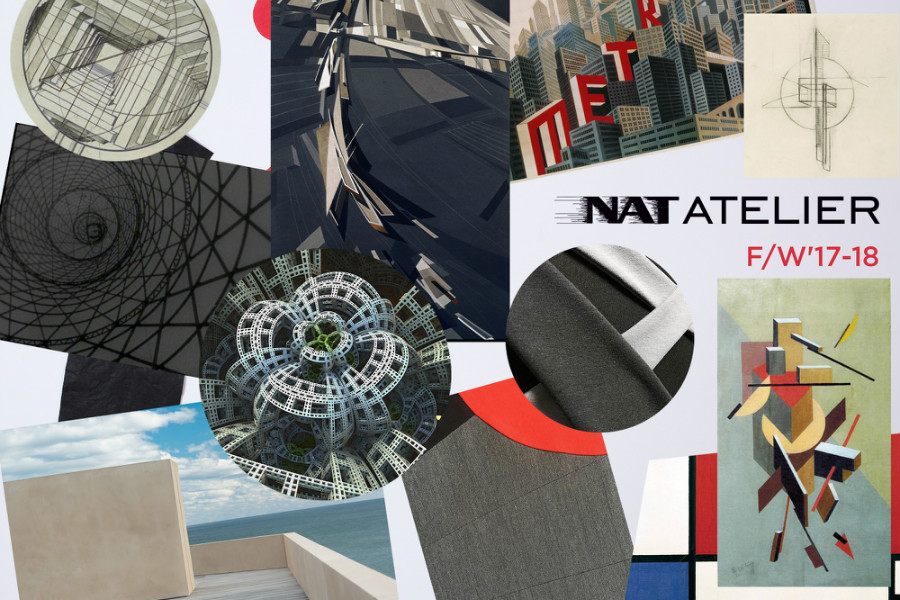 nat atelier mood board