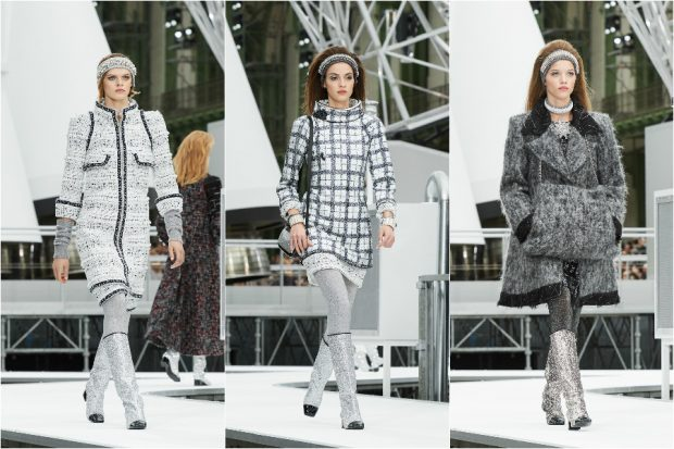 Chanel Fall/Winter 2017/2018 collection