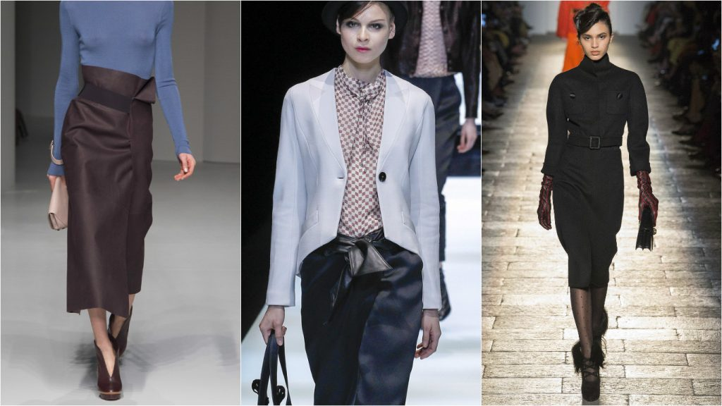 Milano Fashion Week collections