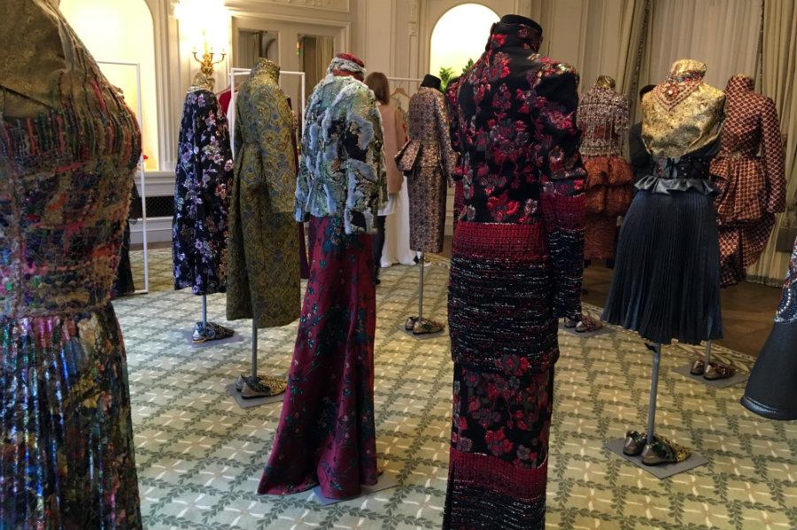 Reem Acra collection