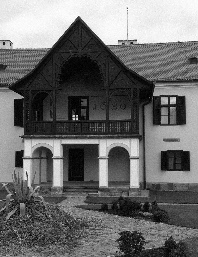 Daniel Castle, Tălișoara, Covasna