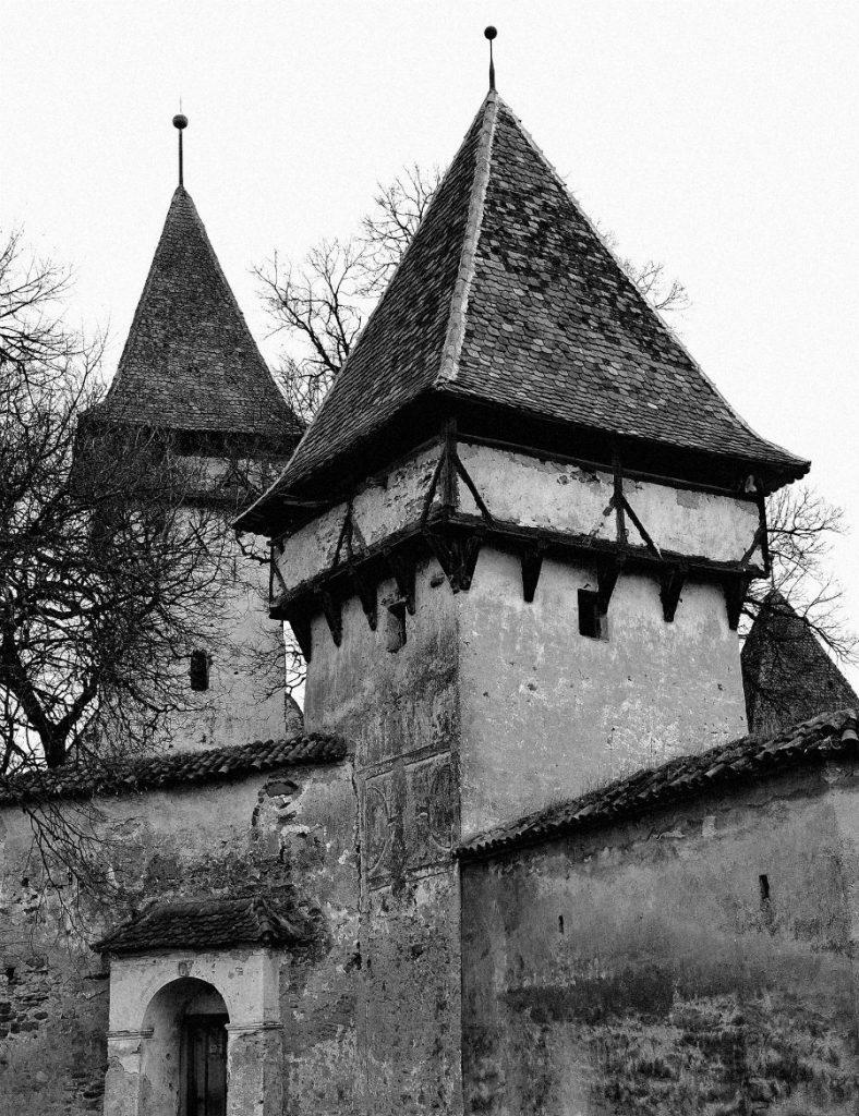 The Fortified Church Cincșor, Brașov