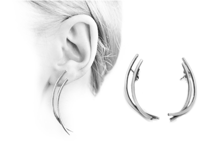 Innan Jewellery collection - earrings