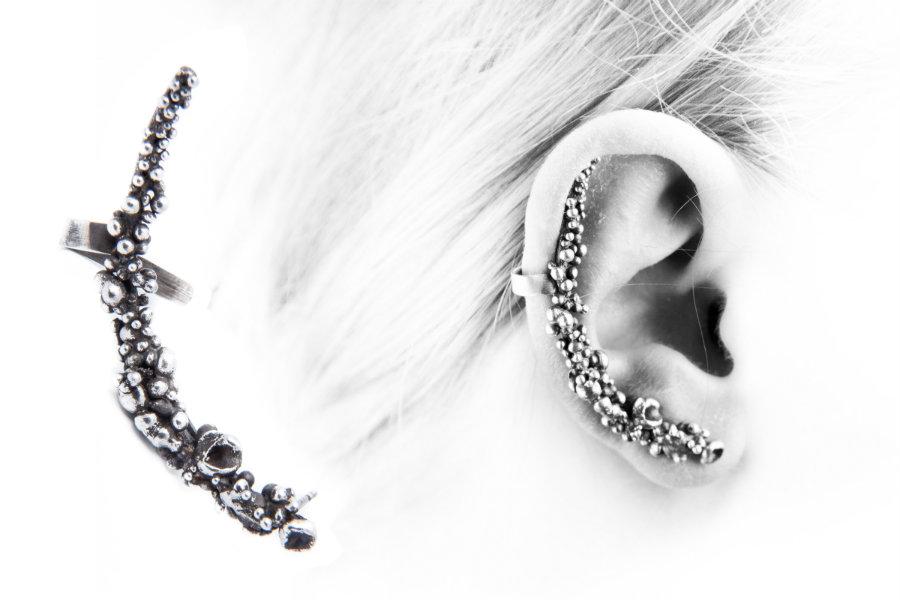 Innan Jewellery earrings