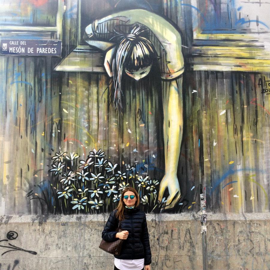 Muros Tabacalera Alice Pasquini