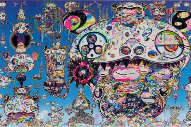 Murakami exhibition