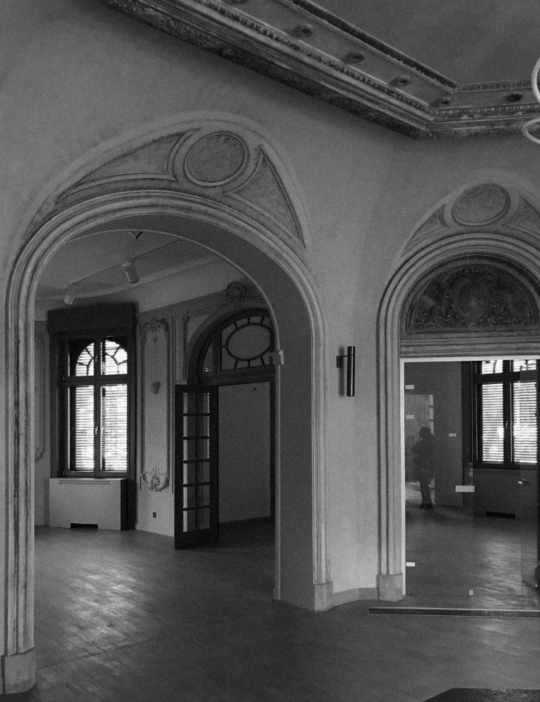 Oromolu Villa, Bucharest